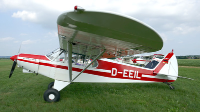 D-EEIL - Piper PA-18A-150 Super Cub - Private