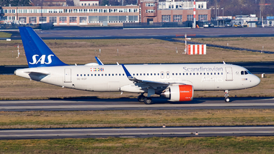 SE-ROP - Airbus A320-251N - Scandinavian Airlines (SAS)