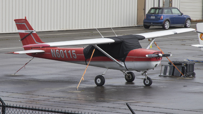 N60115 - Cessna 150J - Private