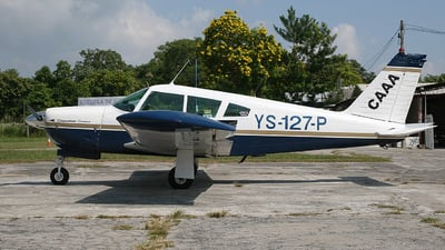 YS-127-P - Piper PA-28R-180 Cherokee Arrow - Private
