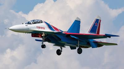 RF-81721 - Sukhoi Su-30SM - Russia - Air Force