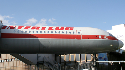 DDR-SEF - Ilyushin IL-62 - Interflug