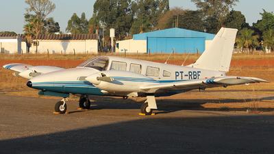 PT-RBF - Embraer EMB-810C Seneca II - Private