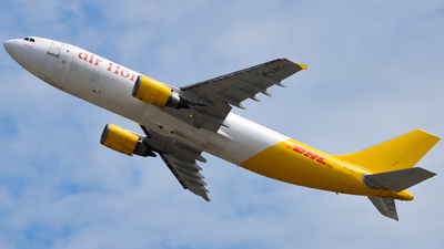 A picture of BLDD - Airbus A300F4605R - DHL - © Jack Sin - HKPSA