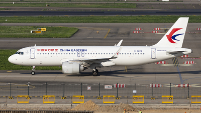 B-322Q - Airbus A320-251N - China Eastern Airlines