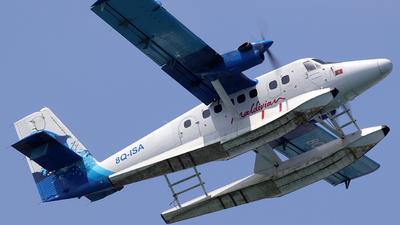 8Q-ISA - De Havilland Canada DHC-6-300 Twin Otter - Maldivian