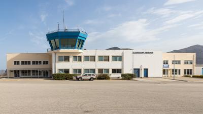 LGKY - Airport - Terminal