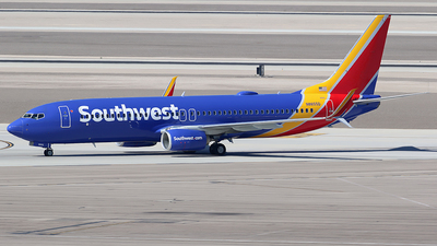 N8655D - Boeing 737-8H4 - Southwest Airlines
