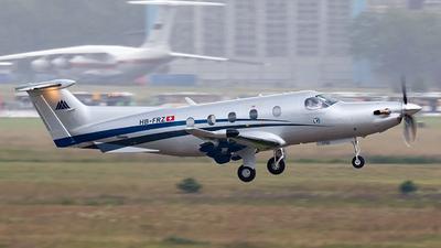 A picture of HBFRZ - Pilatus PC12/47E - [1710] - © Ilia Martemianov