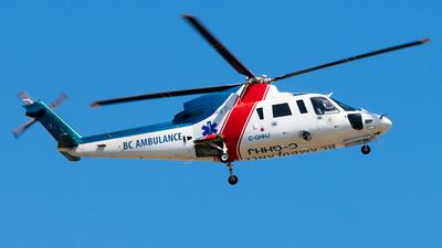 C-GHHJ - Sikorsky S-76C - HeliJet