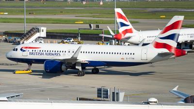 A picture of GTTNI - Airbus A320251N - British Airways - © MaxAviation