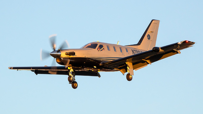 N700VM - Socata TBM-700 - Private