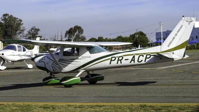 PR-ACP - Cessna 152 - Aero Club - Parana