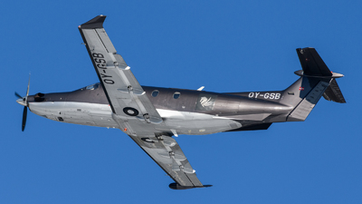 OY-GSB - Pilatus PC-12/47 - Widex