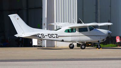 CS-DCZ - Cessna T210N Turbo Centurion II - Private