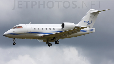 N630AR - Bombardier CL-600-2B16 Challenger 601-3R - Private