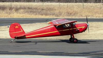 N33U - Cessna 140 - Private