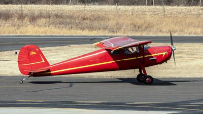 A picture of N33U - Cessna 140 - [11032] - © Thomas P. McManus