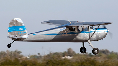 N2422V - Cessna 140 - Private