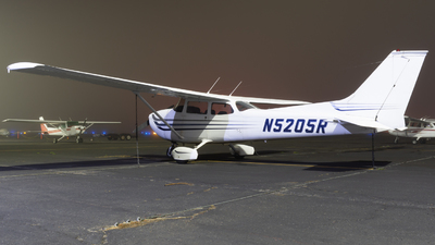 N5205R - Cessna 172M Skyhawk - Private