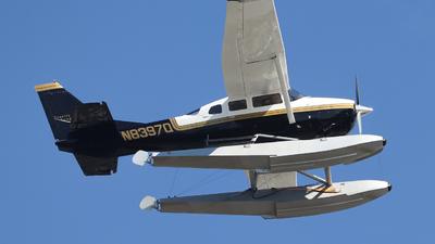 N8397Q - Cessna U206F Stationair - Seattle Seaplanes