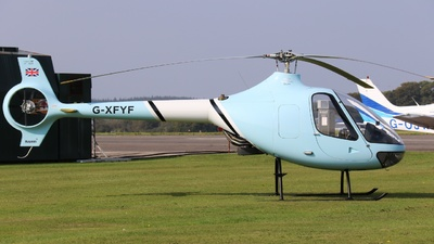 G-XFYF - Guimbal Cabri G2 - Private