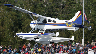 N591DB - De Havilland Canada DHC-2 Mk.I Beaver - Private