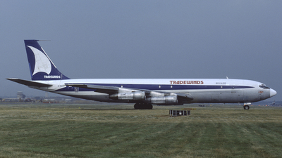 G-SAIL - Boeing 707-323C - Tradewinds Airways