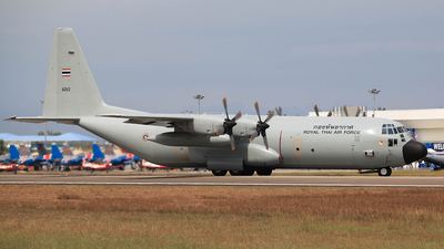 L8-12/35 - Lockheed C-130H-30 Hercules - Thailand - Royal Thai Air Force
