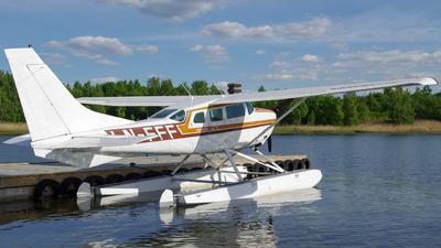 LN-FFF - Cessna TU206G Turbo Stationair - Fonnafly