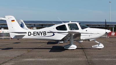 D-ENYB - Cirrus SR20-G6 - Private