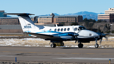 A picture of N53BA - Beech 200 Super King Air - [BB426] - © Michael Place