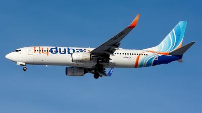 A6-FER - Boeing 737-8KN - flydubai