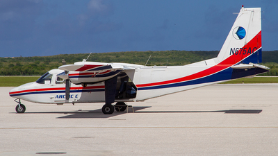 N675AC - Britten-Norman BN-2T Turbine Islander - Private