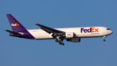 N124FE - Boeing 767-3S2F(ER) - FedEx