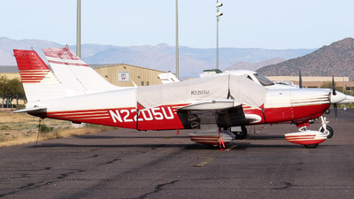 N2205U - Piper PA-32-300 Cherokee Six - Private