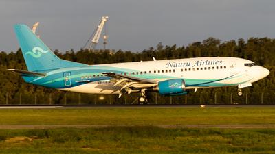 VH-PNI - Boeing 737-36N - Nauru Airlines