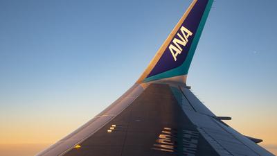 JA624A - Boeing 767-381(ER) - All Nippon Airways (Air Japan)