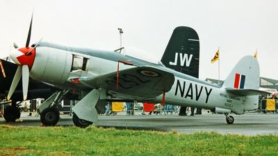N232J - Hawker Sea Fury FB.11 - Private