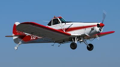 XB-EDP - Piper PA-25-235 Pawnee - Private