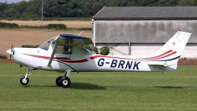 G-BRNK - Cessna 152 - Private