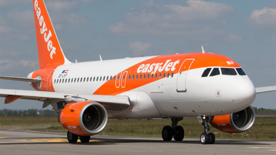 A picture of OELKP - Airbus A319111 - easyJet - © Alban Painvin