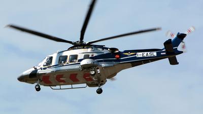 I-EASL - Agusta-Westland AW-169 - Weststar Aviation Services