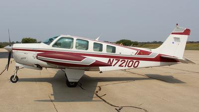 A picture of N72100 - BeechA36 Bonanza - [E2196] - © Gary C. Orlando