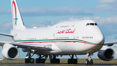 CN-MBH - Boeing 747-8Z5(BBJ) - Morocco - Government