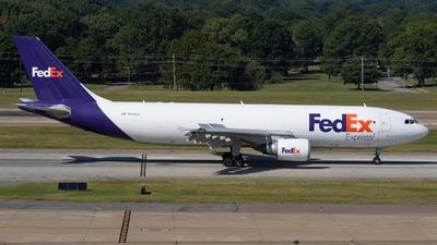 N687FE - Airbus A300F4-605R - FedEx