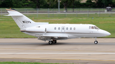N12PA - Raytheon Hawker 800XP - Private