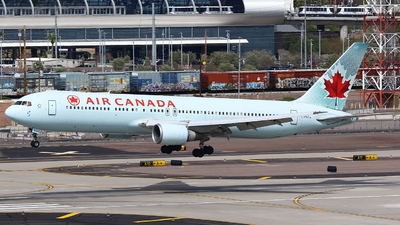 A picture of CFPCA - Boeing 767375(ER) - [24306] - © Zihaoo W & Donny H Photography