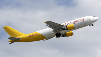A picture of BLDC - Airbus A300F4605R - DHL - © Michael Malone