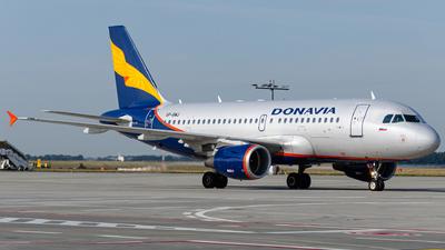 VP-BWJ - Airbus A319-111 - Donavia